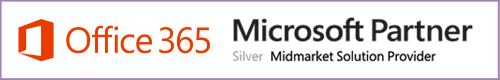 Office 365, Microsoft Partner, Silver Midmarket Solution Provider